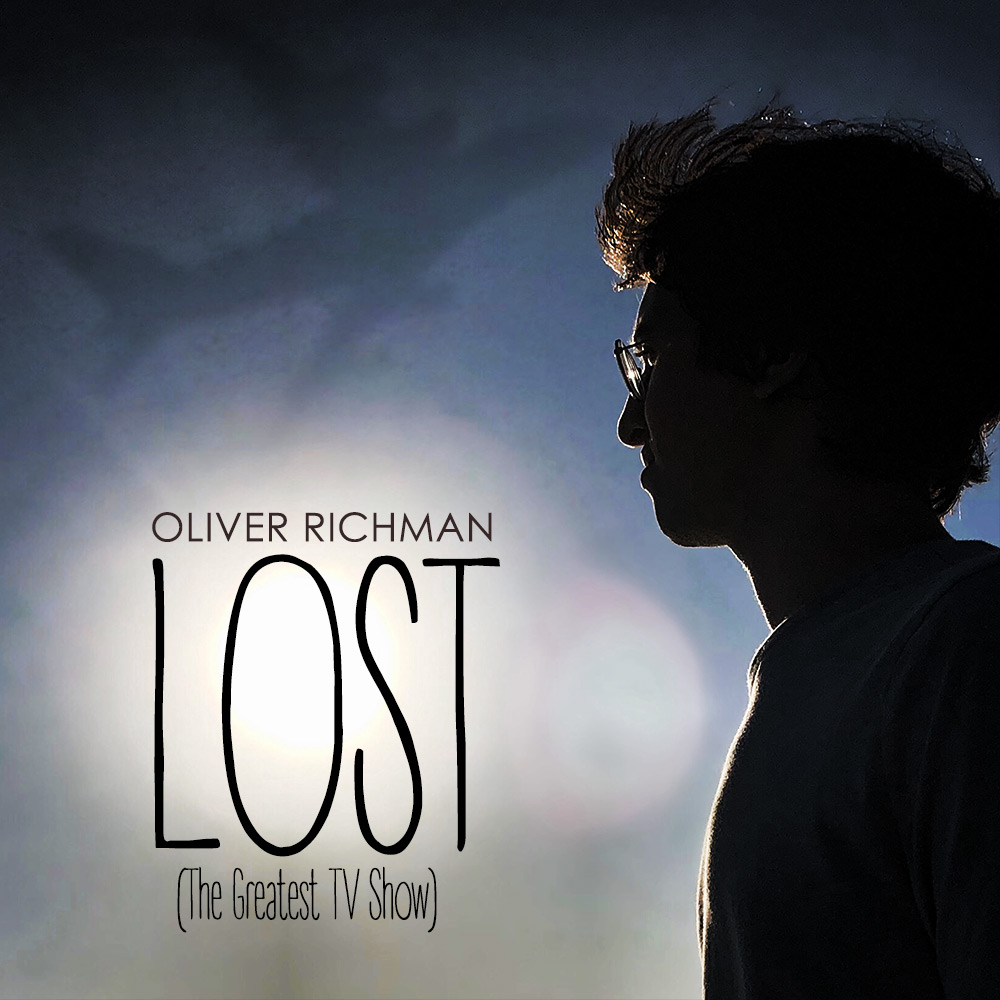 """OLIVER RICHMAN """"Lost"""""""