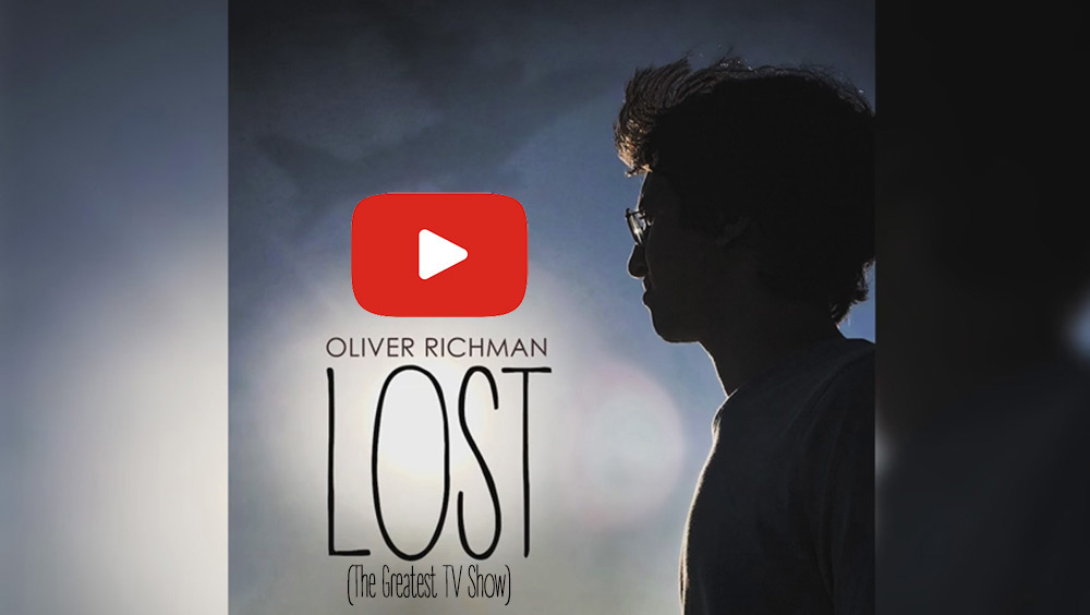 "OLIVER RICHMAN ""Lost"""